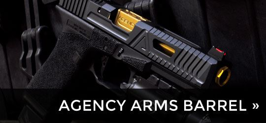 The Agency Arms Barrel