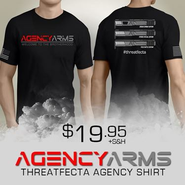 Threatfecta Agency Shirt