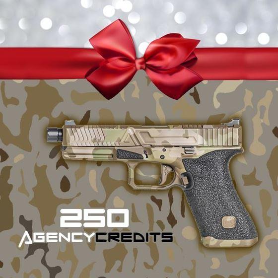 250 Agency Credits