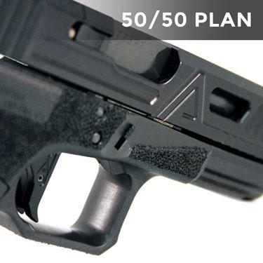 The Agency Frame - 50/50 Plan