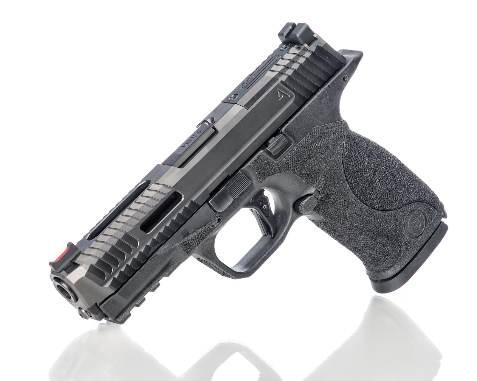 Complete Pistol Build (M&P) - Agency Arms | Welcome to the