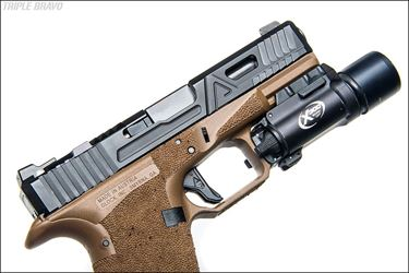 Picture of Fitted Trigger (For Glock®)