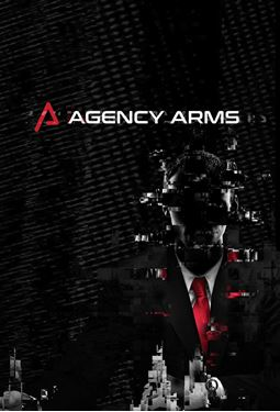 Picture of Agency Arms® Glitch Wallpaper FREE