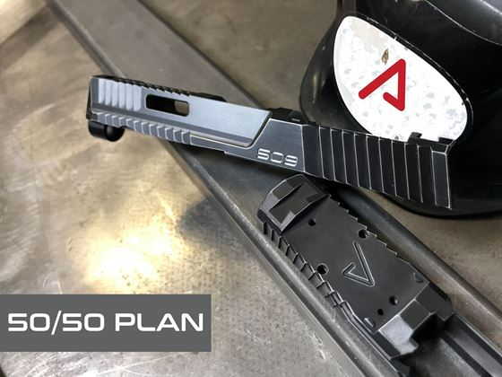 Picture of Urban Combat Slide (FN509) - 50/50 Plan