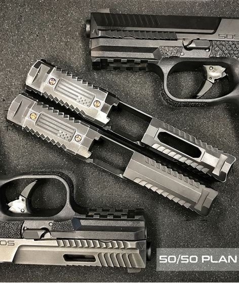 Hybrid Special Slide Fn509 50 50 Plan Agency Arms