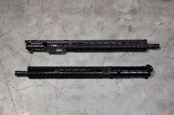 Picture of Agency Arms Defender Series upper -16""