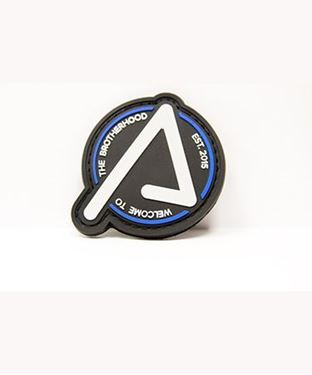 Picture of Agency Patch Blue Line