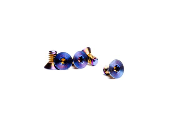 Picture of Titanium Magwell Screw