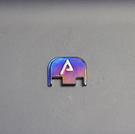Picture for category Titanium Backplates