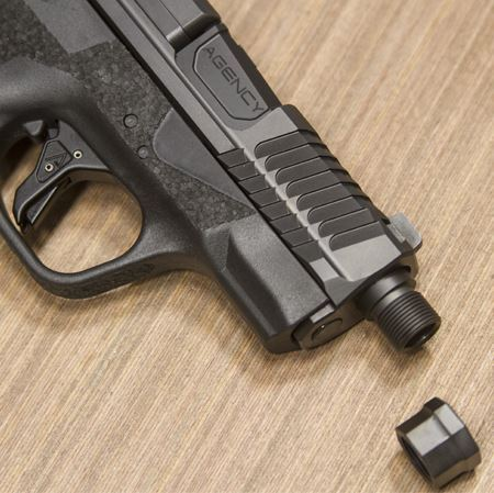 Picture for category S&W M&P®9 SHIELD™ Compatible Match Grade Barrel
