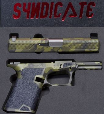 Picture of Syndicate/Dave Modz Customs Collaboration Kit 4