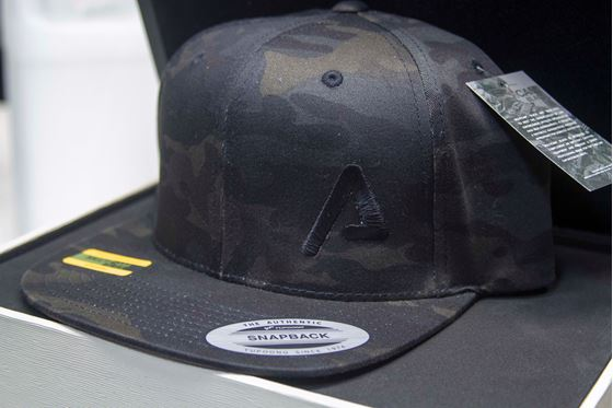 Picture of Agency Arms Black Multicam™ Snap Back