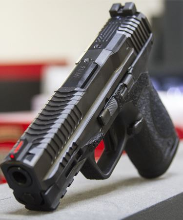 Picture for category Build Services (For M&P9®)
