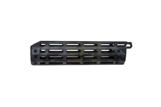 Picture of Black Multicam Benelli M2 Compatible MLOK® Handguard