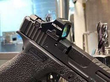 Picture of Titanium 507K Optic Mounting Screws