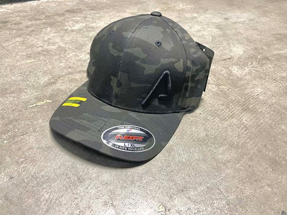 Picture of Agency Arms Black Multicam™ Flex Fit Hat